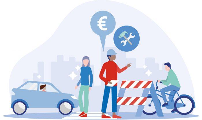 Investeringsimpuls-SPV-verkeersveiligheidsillustratie